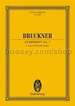 Symphony No.7 in E major (Eulenburg Miniature Scores)