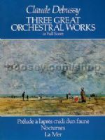 Great Orchestral Works (3) - Dover Full Scores