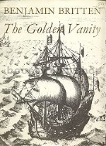 Golden Vanity Op 78 (vocal score)