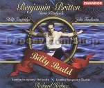 Billy Budd Op. 50 (revised version 1961) (Chandos Audio CD)