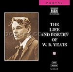 Life & Works of WB Yeats (Naxos Audiobook Spoken Word CD)