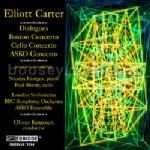The Music of Elliott Carter Vol.7: Dialogues, Boston Concerto, Cello Concerto, ASKO Concerto