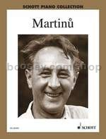 Martinu (Schott Piano Collection series)