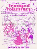 Trumpet Voluntary Recorder Groups Sc/pts