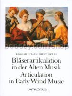 Articulation in Early Wind Music