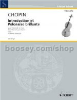 Introduction et Polonaise brillante op. 3 - cello & piano