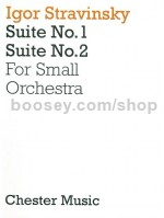 Suites Nos.1 and 2, For Small Orchestra (Pocket Score)
