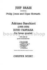 Echo Fantasia Jb9 Brass Quartet