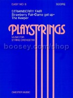 Playstrings Easy 8: Strawberry Fair (Score)