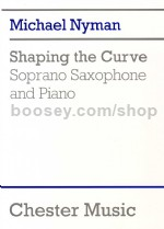 Shaping The Curve Sax/Piano