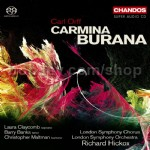 Carmina Burana (Chandos Audio CD)
