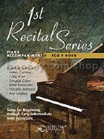 1st Recital Series F Horn (piano accompaniments)