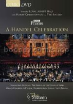 BBC Proms Handel Celebration with Harry Christophers & The Sixteen (Coro DVD)