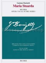 Maria Stuarda - Vocal Score (Softcover)
