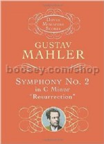 Symphony No.2 in C minor 'Resurrection' (pocket score)