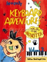 Keyboard Adventures (70) With The Little Monster 2 (English)
