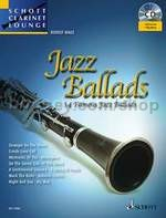 Jazz Ballads - Clarinet (+ CD)