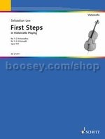 First Steps in Violoncello Playing