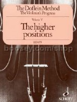 The Doflein Method Volume 5 - violin