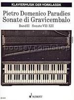 Sonate di Gravicembalo Vol. 2  (Sonatas for Harpsichord 7-12)