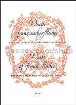 Duets By French Masters recorder 2 Treble
