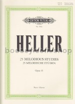 25 Melodious Studies Op.45