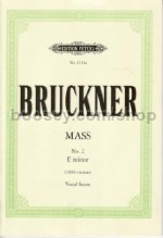 Mass in E Minor (1896 version)