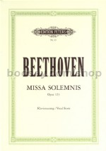 Missa Solemnis in D Major Op.123