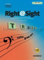 Right@Sight Cello Grade 3 (Book & CD)