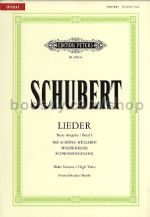 Lieder, Vol. 2: 54 Songs (High Voice)