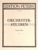 Orchestral Studies For Piccolo vol.1