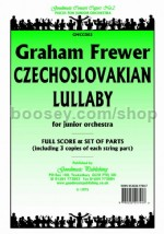 Czechoslovakian Lullaby (Junior Orchestra Pack)