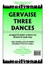 Three Dances (Junior Orchestra Pack)