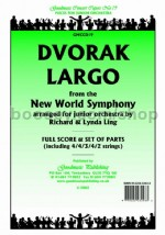 Largo (from the New World Symphony) (Junior Orchestra Pack)