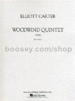 Quintet for Woodwind (1948) Set