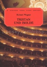 Tristan & Isolde Vocal Score Ger/Eng