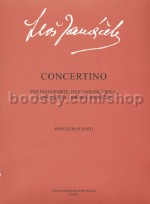 Concertino Mixed Ensemble Score & Parts