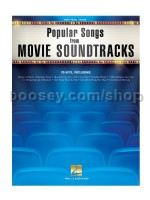 Popular Songs From Movie Soundtracks (PVG)