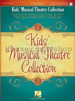 Kids' Musical Theatre Collection Vol 2 + Online