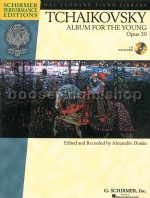 Album For The Young (Bk & CD)