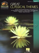 Piano Play-Along 97 Great Classical Themes (+ CD)