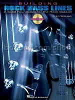 Building Rock Bass Lines (Book and CD)