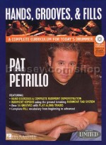 Pat Petrillo Hand Grooves & Fills (Book & DVD)