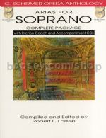 Arias For Soprano - Complete Package (+ 4CDs)