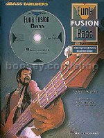 Funk Fusion Bass Tab (Book & CD)