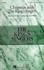 Christmas With The King's Singers SATB