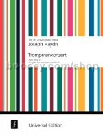 Trumpet Concerto in Eb Hob. VIIe/1 - trumpet & piano reduction