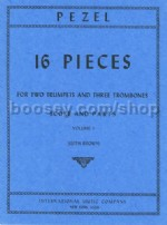 Suite of 16 Pieces: Volume I
