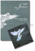 Armed Man A Mass for Peace - Vocal Score & CD Bundle