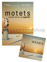 Motets - Vocal Score & CD Bundle